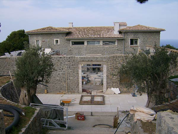 2006 – 2008: Ausführung von 2 Großprojekten